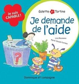 GALETTE TARTINE/JE SUIS C Je demande de l'aide