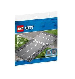 Lego 60236 Route droite et intersection