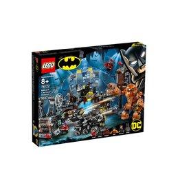 Lego 76122 L'invasion de la Batcave par Gueule d'argile