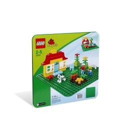 Lego Duplo 2304 Grande plaque verte