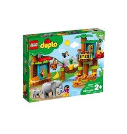 Lego Duplo 10906 L'île tropicale