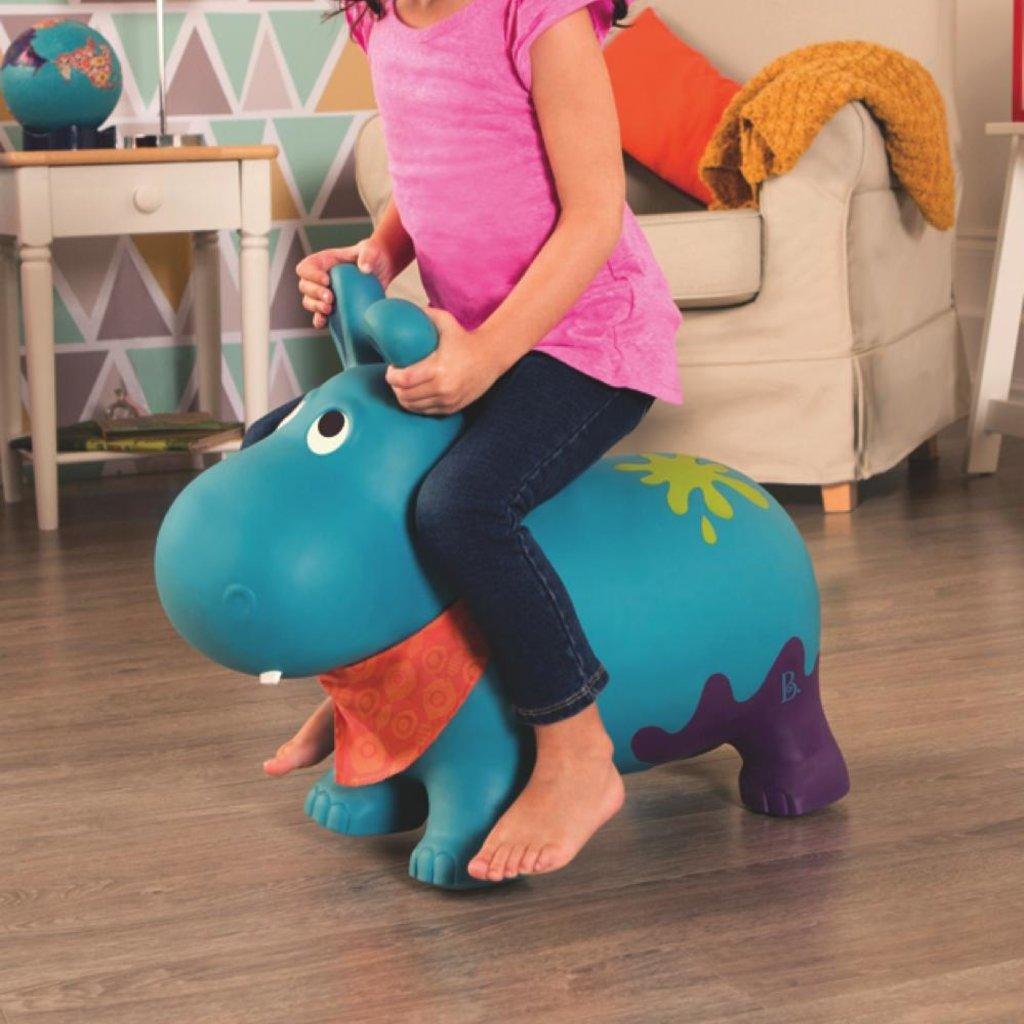 B. Lively - Ballon hippo sautant Hankypants