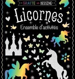 Scholastic Licornes : ensemble d'activités