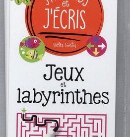 Petits génies Jeux et labyrinthes