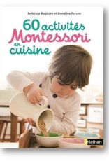 NATHAN 60 activités Montessori en cuisine