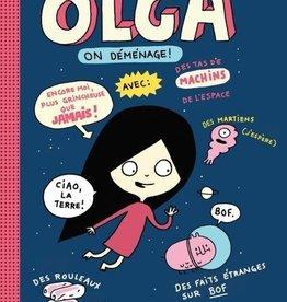 Scholastic Olga T.2 : On déménage!