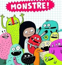 Scholastic Je veux un monstre!