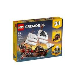 Lego 31109 Bateau pirate
