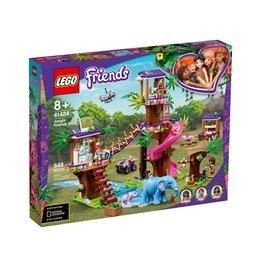Lego 41424 La base de sauvetage de la jungle