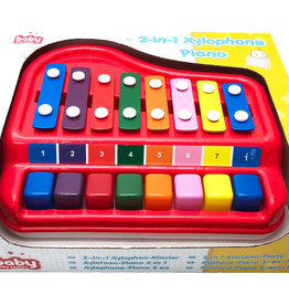 Baby play Piano&Xylophone 2 en 1