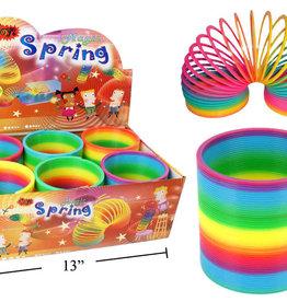 Toys Slinky arc-en-ciel