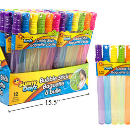 Sunny Dayz Ensemble de 6 Baguettes  à bulles