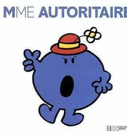 Hachette Mme autoritaire