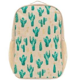 SoYoung Sac à dos d'école Désert de cactus