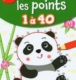 Lito Je relie les points de 1 à 40