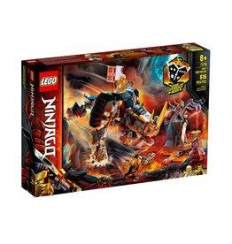 Lego 71719 L'animal de combat de Zane