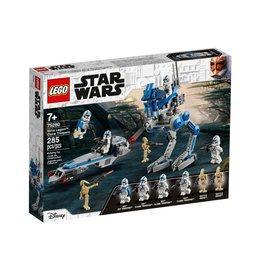 Lego Star Wars 75280 Clone Troopers de la 501ème Légion