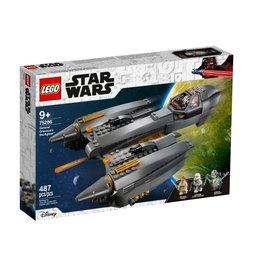 Lego Star Wars 75286 Le chasseur stellaire du Général Grievous