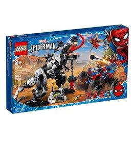 Lego SpiderMan 76151 L'embuscade du Venomosaurus