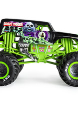 Spin Master Monster Jam Voiture de collection 1:24 Grave Digger