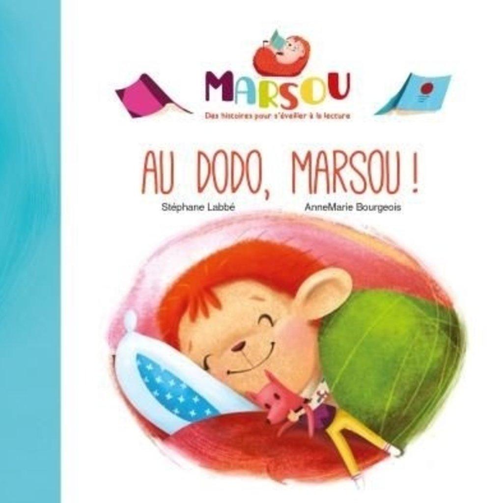 Mammouth Rose Au dodo, Marsou!