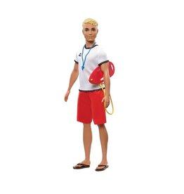 Mattel Ken Sauveteur