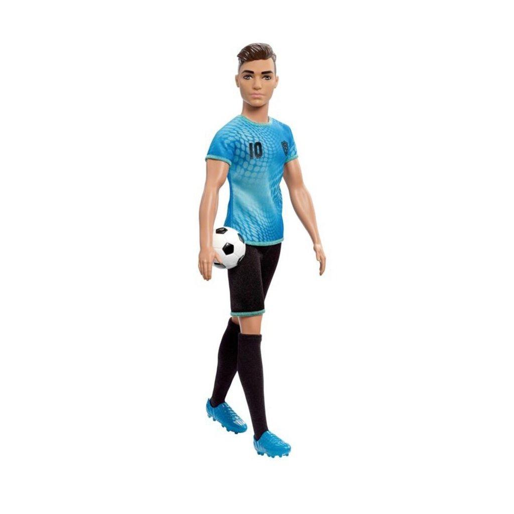 Mattel Ken joueur de soccer