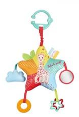 Sophie la girafe Sophie la girafe Peluche  star activités