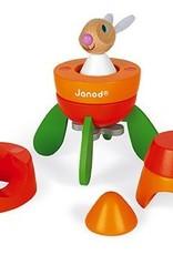 Janod Fusée carotte magnétique