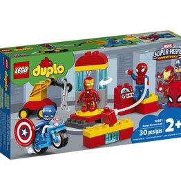 Lego Lego Duplo Super Heroes 10921 Le labo des super-héros