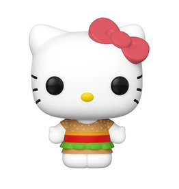 Funko Pop Hello Kitty ''Kawaii burgershop ''