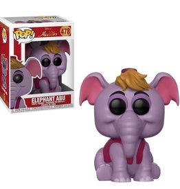 Funko Pop Disney Aladdin Abu l'éléphant