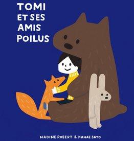 ALBUM Tomi et ses amis poilus
