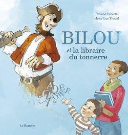 BAGNOLE BILOU ET LA LIBRAIRE DU TONNERRE*