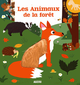 Auzou Les animaux de la forêt