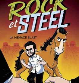 HOMME -L' rock et steel-la menace blast