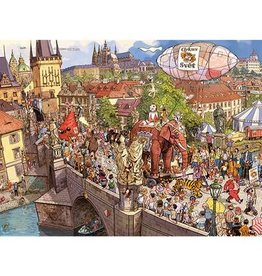 Heye Parade dans la rue, Gobell & Knorr - 2000pcs