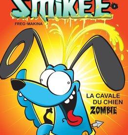 PETIT HOMME La bande à Smikee T.3 : La cavale du chien zombie