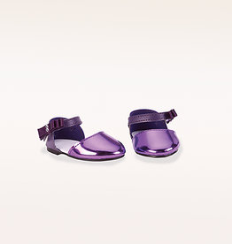 Our Generation Chaussures ''Patent Purple''