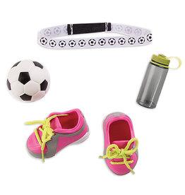 "Our Generation Mini accessoires OG - ""Soccer Match"""
