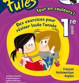 Caractere Les Futés 1ère année : français, mathématiques, anglais