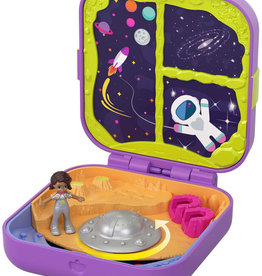 Mattel Polly Pocket  Moon Rockin 'Adventure