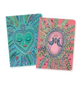 Djeco Lovely paper Petits carnets Love Aurélia 2 carnets