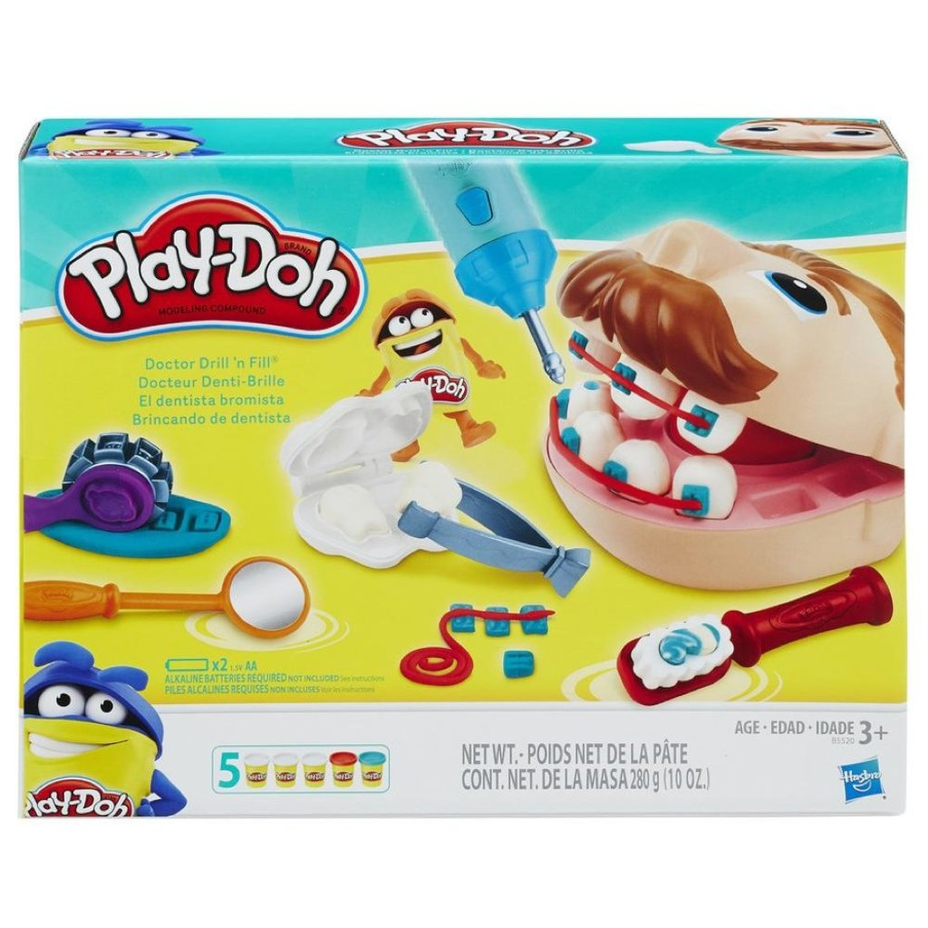 Play-Doh Docteur Denti-Brille
