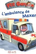 Fleurus L'ambulance de Maxence