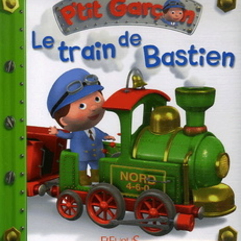 Fleurus Le train de Bastien