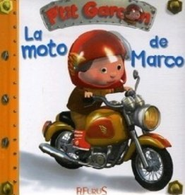 Fleurus La moto de Marco