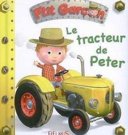 Fleurus Le tracteur de Peter