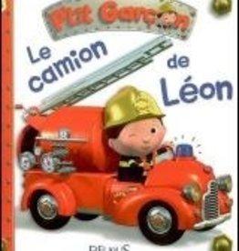 Fleurus Le camion de Léon
