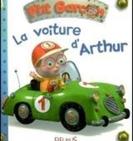 Fleurus La voiture d'Arthur